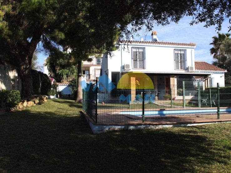Bonita y acogedora Villa