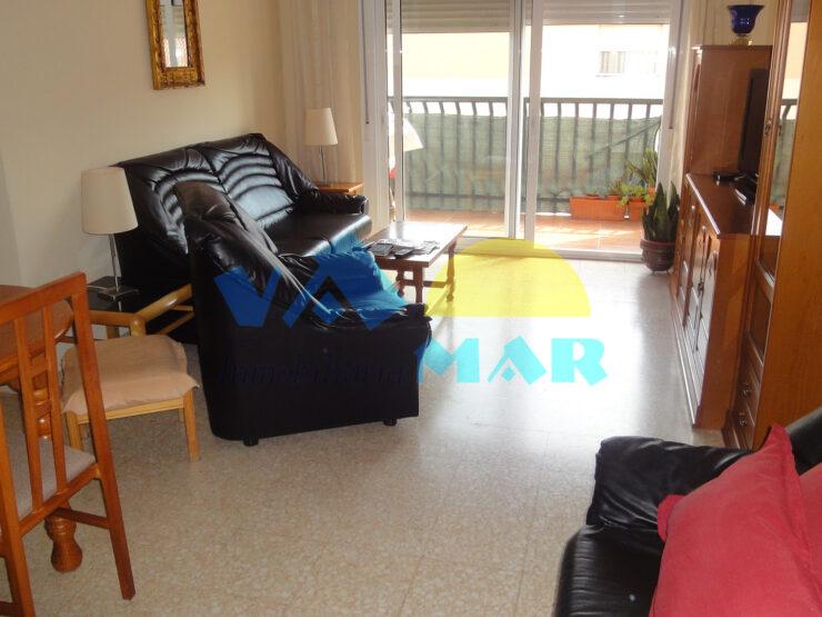 Amplio piso en Avenida Andalucia